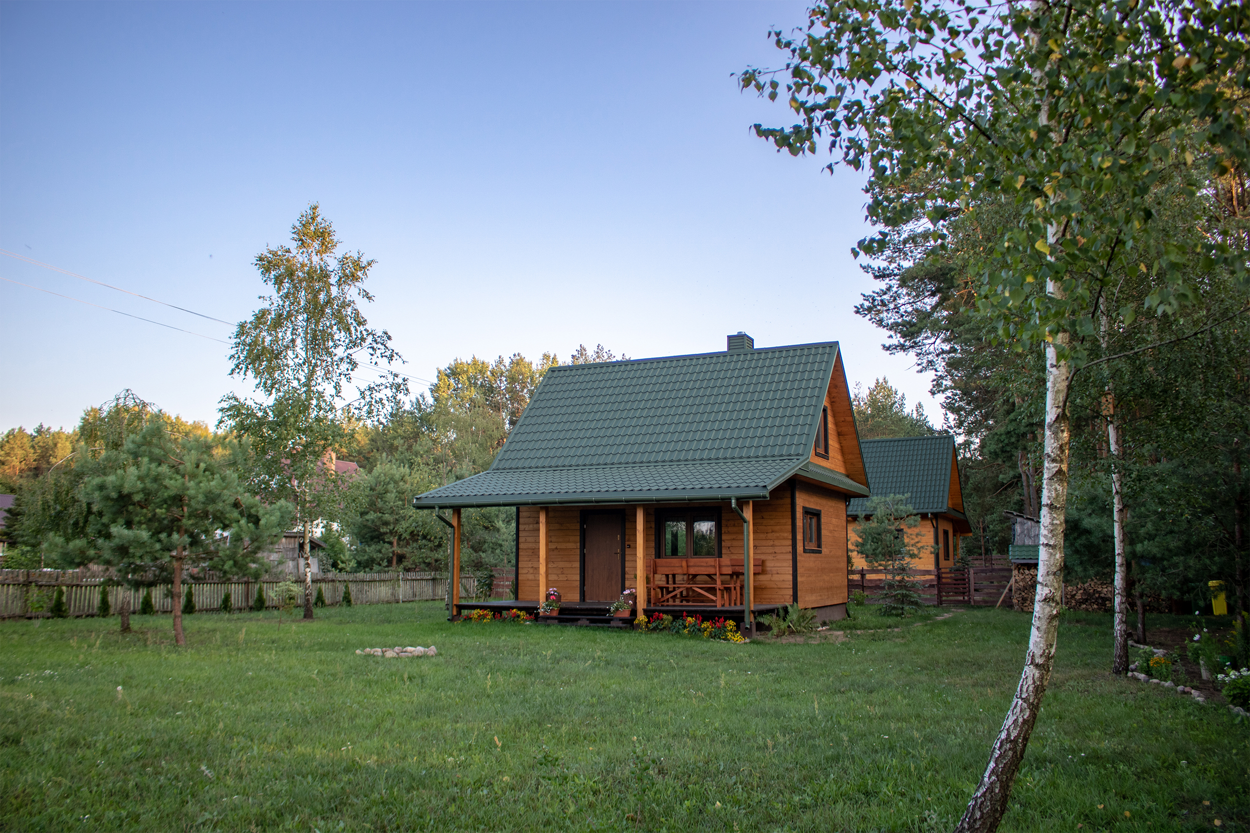 dom północ agroturystyka zalew siemianówka