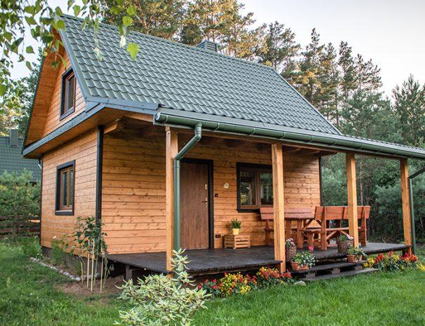 leśna 21 domek