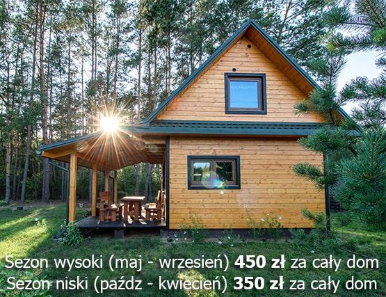 dom południe cennik leśna21